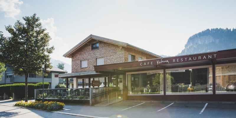 Restaurant Katrina in Bezau